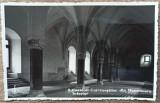 Castelul Corvinestilor din Hunedoara, Interior// CP, Necirculata, Printata