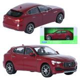 Macheta Maserati Levante - Welly scara 1:24