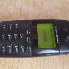 TELEFON DE EPOCA ,RARITATE ,MOTOROLA CD920 FUNCTIONAL SI DECODAT DIN 1998!, Negru, Neblocat