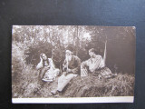 CARTE POSTALA PORT POPULAR, Necirculata, Printata