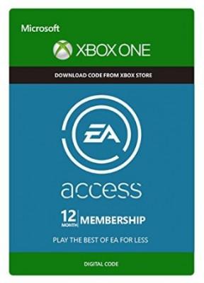 EA Access Pass Code 12 luni foto