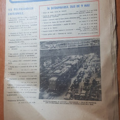 Revista radio-tv saptamana 6-12 aprilie 1975