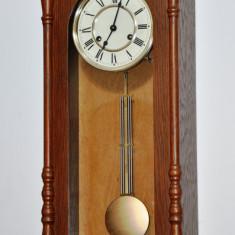 Ceas de perete cu pendul Franz Hermle Sohn