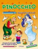 Cumpara ieftin Colorezi si inveti sa scrii - Pinocchio/***