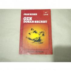 OZN dosar secret