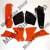 MBS Kit plastice KTM SX 125/150/250/380 2T 2001-2002, culoare originala, Cod Produs: KTKIT501999