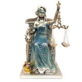 Cumpara ieftin Decoratiune Zeita Justitiei 582E