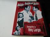 Ganster in Key Largo - Humphrey Bogart ,Lauren Bacall - b25, DVD, Engleza