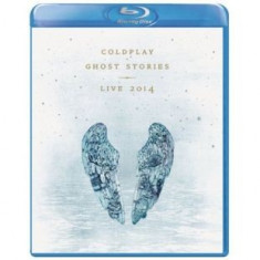 Coldplay Ghost Stories Live 2014 (bluray+cd