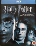 HARRY POTTER: The Complete 8 Films Collection (11 x BluRay)