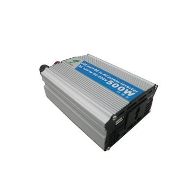 Invertor tensiune 12V-220V, putere 500 W foto