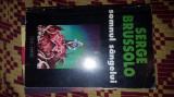 somnul sangelui 369pagini - serge brussolo