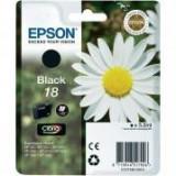 Cartus Black Nr.18 C13T18014010 5,2ml Original Epson Xp-102