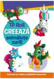 Cumpara ieftin TP Roll CREEAZA - Animalute zurlii, Prestige