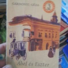 Abel es Eszter – Gardonyi Ceza