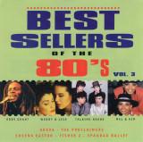 CD - Various - Best Sellers Of The 80's - Vol. 3