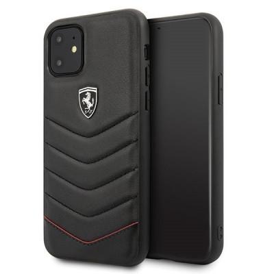 Husa Ferrari pentru Apple iPhone 11 Black foto