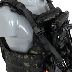 Curea tactica vesta T2 - Negru [8FIELDS]