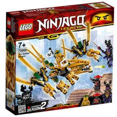 LEGO Ninjago - Dragonul de aur 70666