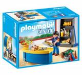 Playmobil City Life, Ingrijitor si chiosc