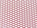 Grila spoiler Automax aluminiu rosie 100x25cm , 1 buc.