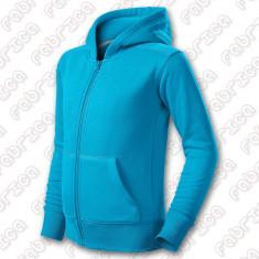 Trendy Zipper - Hanorac cu fermoar și glugă, pentru copii
