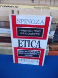 SPINOZA - ETICA , EDITURA ANTET