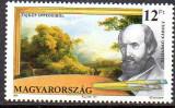 UNGARIA 1991, Aniversari Karoly Marko, Pictura, Arta, serie neuzată, MNH