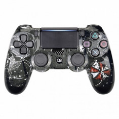 Controller Resident Evil Wireless Dualshock 4 V2 pentru Playstation 4