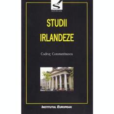 Studii irlandeze - Codrut Constantinescu