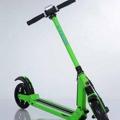 Trotineta electrica E-twow Booster, autonomie 35 km, viteza maxima 30 km/h, Verde
