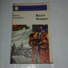 ALEXEI CEAPIGHIN - RAZIN STEPAN
