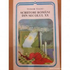 Scriitori romani din secolul xx