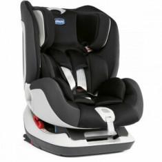 "Scaun auto ""Seat Up"", grupa 0/1/2 (0-25 kg), jet black"
