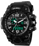 Cumpara ieftin Ceas Luxury Shock Military Subacvactic SKMEI 1155 WR50M 3 culori Calendar etc