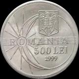 Romania,  500 lei 1999_eclipsa_stare foarte bună * cod 148