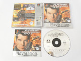 Joc Sony Playstation 1 PS1 PS One - 007 Tomorrow Never Dies, Single player, Actiune, Toate varstele