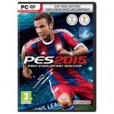 Pro Evolution Soccer 2015 D1 Edition PC