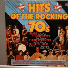 Hits of The Rocking 70s  - Selectii (1976/Contour/England) - VINIL/