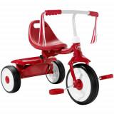 Tricicleta Pliabila Fold 2 Go Red