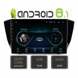 Navigatie dedicata Skoda Superb 3 2015-2017 A-932 cu Android Radio Bluetooth Internet 1+16GB CarStore Technology