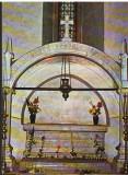 CPI B14878 - CARTE POSTALA - MANASTIREA PUTNA. MORMANTUL LUI STEFAN CEL MARE, Necirculata, Fotografie