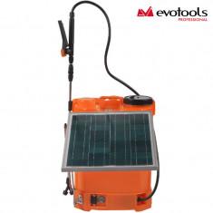 Pompa de Stropit cu Acumulator si Panou Solar 16L - Evo Professional