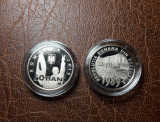 Moneda Romania 50 Bani 2019 Revolutia