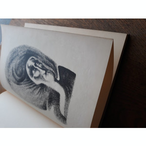 POEZII DE GEORGE BACOVIA, ILUSTRATA DE TIBERIU NICORESCU 1968