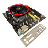 Cumpara ieftin GARANTIE! Kit Placa de baza ASUS CS-B + i7 4790 + 8GB DDR3 + Cooler LED Rosu