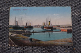 AKVDE19 - Vedere - Constanta - Vedere din port