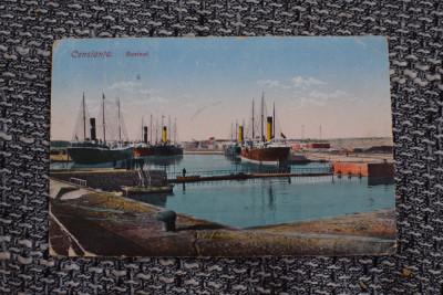 AKVDE19 - Vedere - Constanta - Vedere din port foto