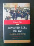 ORLANDO FIGES - REVOLUTIA RUSA 1891-1924. TRAGEDIA UNUI POPOR, Polirom