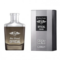Parfum New Brand Official Men 100ml EDT / Replica Dunhill- Fresh